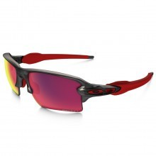 Oakley Sports Mens Flak 2.0 XL Sunglasses - Matte Grey Smoke/Prim Road