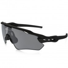 Oakley Sport Mens Radar EV Path Sunglasses - Matte Black/Black Iridium