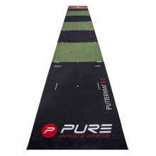 Pure 2 Improve Golf Practice Putting Mat