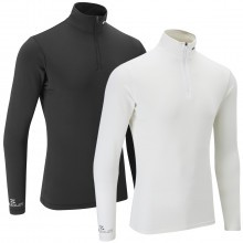 Stuburt 2016 Mens Essentials Zip Neck Compression Golf Baselayer