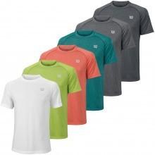Wilson Sport Mens Core Crew T Shirt