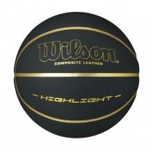 Wilson 2018 Highlight 295 Logo Basketball - Official Size
