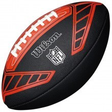 Wilson 2017 NFL Grip N Rip Junior American Football - Junior Size