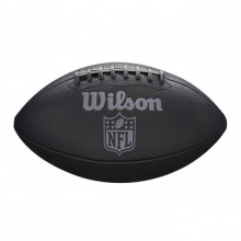 Wilson Unisex 2019 NFL Jet Black Official Size American Football