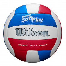 Wilson Unisex 2019 Super Soft Leather Play Beach Volleyball