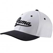 Puma Golf 2017 Mens Script Fitted Cap