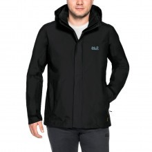 Jack Wolfskin Mens Waterproof Highland Hardshell Jacket