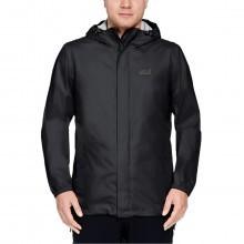Jack Wolfskin Mens Waterproof Cloudburst Hardshell Jacket