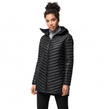 Jack Wolfskin Womens 2021  Atmosphere Coat Stretch Windproof Stormlock Jacket
