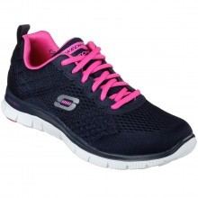 Skechers 2016 Womens Flex Appeal Obvious Choice Trainers