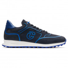 Duca Del Cosma Mens 2021 Flyer Waterproof Leather Spikeless Golf Shoes