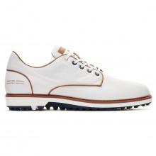 Duca Del Cosma Mens 2021 Elpaso Spikeless Leather Waterproof Sock Golf Shoes