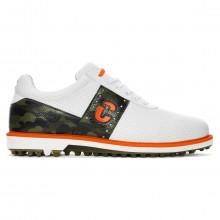 Duca Del Cosma Mens 2021 Joost Luiten Spikeless Leather Waterproof Golf Shoes