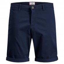 Jack & Jones Mens 2021 Bowie Solid Stretch Fabric Slim Fit Chino Shorts