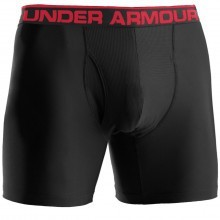 "Under Armour Mens Original 6"" Boxerjock Boxer Briefs"