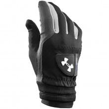 Under Armour 2017 Mens UA ColdGear Golf Gloves - Black - Pair