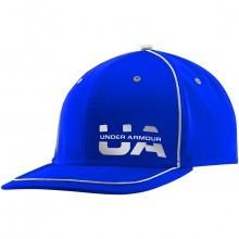 Under Armour Mens UA Flash Pop Stretch Fit Cap