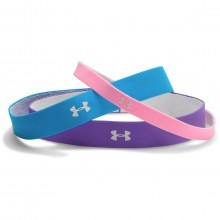 Under Armour Womens UA Armourgrip Multipack Headbands