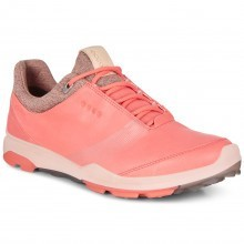 Ecco Womens Waterproof 2018 Biom Hybrid 3 Golf Shoes