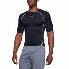 Under Armour Mens UA HeatGear Armour SS Compression Shirt Base Layer