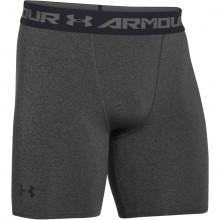 Under Armour Mens UA HeatGear Armour Mid Compression Shorts