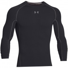 Under Armour Mens 2019 HeatGear Armour LS Comp T Shirt