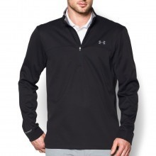 Under Armour Mens UA Elemental Half Zip Thermal Golf Pullover