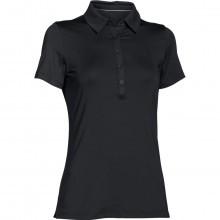 Under Armour 2017 Womens Zinger SS Golf Polo Shirt