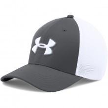 Under Armour 2017 Mens UA Golf Mesh Stretch 2.0 Cap