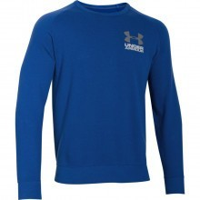 Under Armour Mens UA Tri-Blend Lockup Fleece Pullover