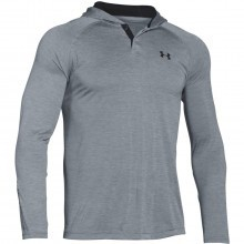 Under Armour Mens Tech Popover Henley Hoody