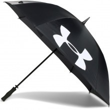 "Under Armour 2017 UA 68"" Double Canopy Windproof Golf Umbrella"