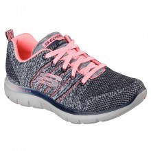 Skechers Womens Flex Appeal 2.0 High Energy Trainers