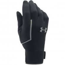 Under Armour 2016 Mens UA No Breaks Armour Run Liner Gloves