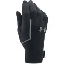 Under Armour 2017 Mens UA No Breaks Armour Run Liner Gloves