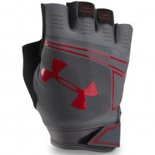 Under Armour Mens 2018 UA CoolSwitch Flux Training Gloves