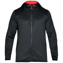 Under Armour Mens Reactor Full Zip Hoodie