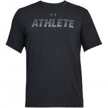 Under Armour Mens 2018 UA Athlete SS T Shirt