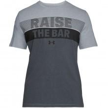 Under Armour Mens 2018 Raise The Bar SS T Shirt