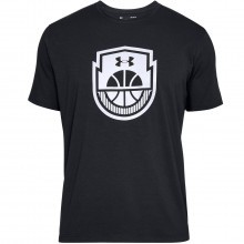 Under Armour Mens 2018 Basketball Icon SS Tee