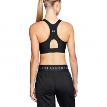 Under Armour 2018 Womens Armour Mid Keyhole Sports Bra