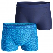 Bjorn Borg 2017 Mens BB Ziggy 2-Pack Boxer Briefs