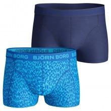Bjorn Borg Mens BB Ziggy 2-Pack Boxer Briefs