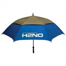 Sun Mountain 2017 H2NO Dual-Canopy Auto-Opening Golf Umbrella
