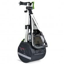 Sun Mountain Golf Speed Cart Reflective Nylon Wheel Covers