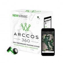 Arccos 360 Golf GPS 2.0 Sensor System