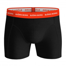 Bjorn Borg Mens 2021 Pride Sammy Cotton Microfibre Boxer Briefs