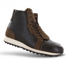 Duca Del Cosma Womens Paloma Waterproof Leather Golf Boots