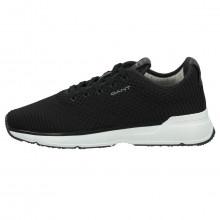 GANT Mens 2021 Beeker Sneaker Microfiber Knitted Mesh Upper Breathable Trainers