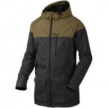 Oakley Sport Mens Waterproof Silver Fox Biozone Shell Jacket